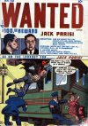 Cover For Wanted Comics 16