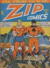 Cover For Zip Comics 20