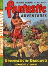 Cover For Fantastic Adventures v5 2