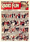 Cover For Radio Fun 577
