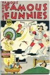 Cover For Famous Funnies 160