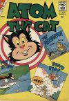 Cover For Atom the Cat 17
