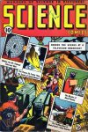 Cover For Science Comics 4