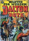 Cover For Dalton Boys