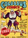 Cover For Colossus Comics 1