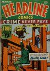 Cover For Headline Comics 68