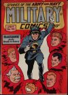 Cover For Military Comics 40