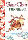 Cover For 0175 Santa Clause Funnies