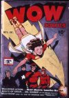 Cover For Wow Comics 39 (fiche)