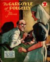 Cover For Sexton Blake Library S3 160 The Gargoyle of Polgelly