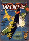 Cover For Wings Comics 20
