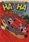 Cover For Ha Ha Comics 79