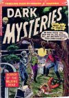 Cover For Dark Mysteries 16