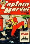 Cover For Captain Marvel Adventures 126