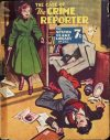 Cover For Sexton Blake Library S3 205 The Case of the Crime Reporter