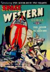 Cover For Space Western 40