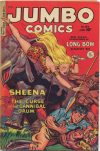 Cover For Jumbo Comics 143
