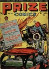 Cover For Prize Comics 67