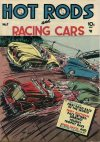 Cover For Hot Rods and Racing Cars 7