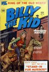 Cover For Billy the Kid Adventure Magazine 10