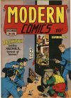 Cover For Modern Comics 80
