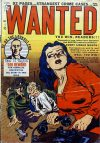 Cover For Wanted Comics 28