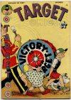 Cover For Target Comics v4 7