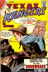 Cover For Texas Rangers in Action 35