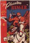 Cover For The Phantom Ranger 2
