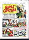 Cover For Girls' Crystal 1056