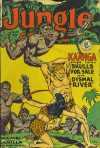 Cover For Jungle Comics 125