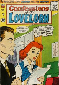 Large Thumbnail For Confessions of the Lovelorn #84