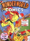 Cover For Wonderworld Comics 29