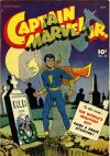 Cover For Captain Marvel Jr. 40