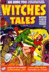 Cover For Witches Tales 7