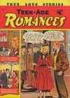 Cover For Teen Age Romances 24