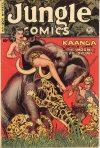 Cover For Jungle Comics 143
