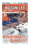 Cover For Nelson Lee Library s2 18 - Handforth the Reckless