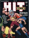 Cover For Hit Comics 17