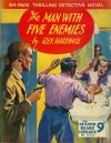 Cover For Sexton Blake Library S3 330 The Man with Five Enemies