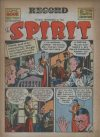 Cover For The Spirit (1945 9 16) Philadelphia Record