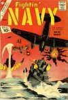 Cover For Fightin' Navy 102