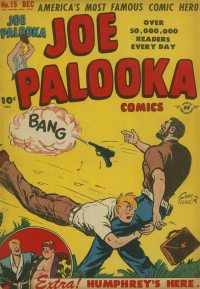 Large Thumbnail For Joe Palooka Comics #15