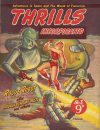 Cover For Thrills Incorporated 3 Rogue Robot Belli Luigi