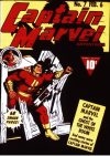 Cover For Captain Marvel Adventures 7 (fiche)