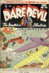 Cover For Daredevil Comics 54