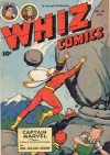 Cover For Whiz Comics 99