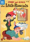 Cover For 0974 Little Rascals