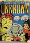 Cover For Adventures into the Unknown 81