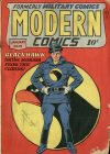 Cover For Modern Comics 69